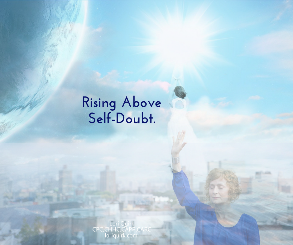 Rising Above Self-Doubt