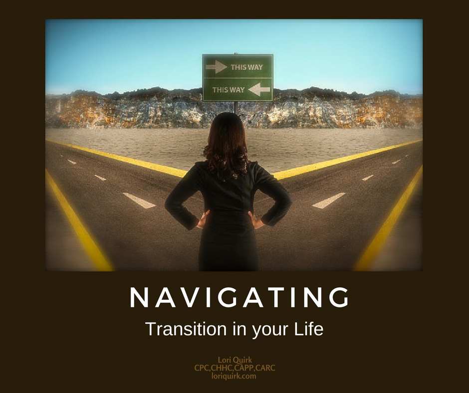 Navigating Your Life In Transition