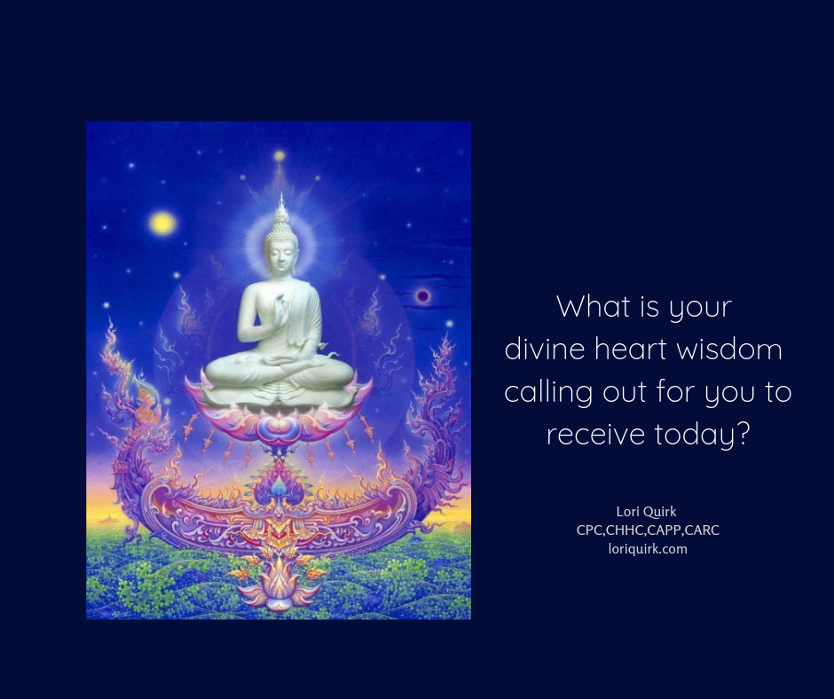 Opening To Divine Heart Wisdom